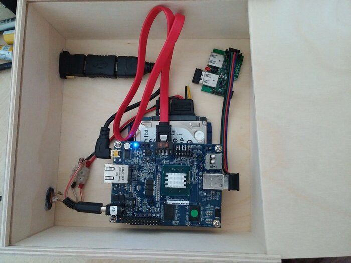 Minnowboard Max in a box